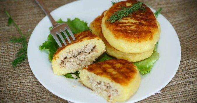 Zrazy ziemniaczane z mięsem mielonym. Jak przygotować?