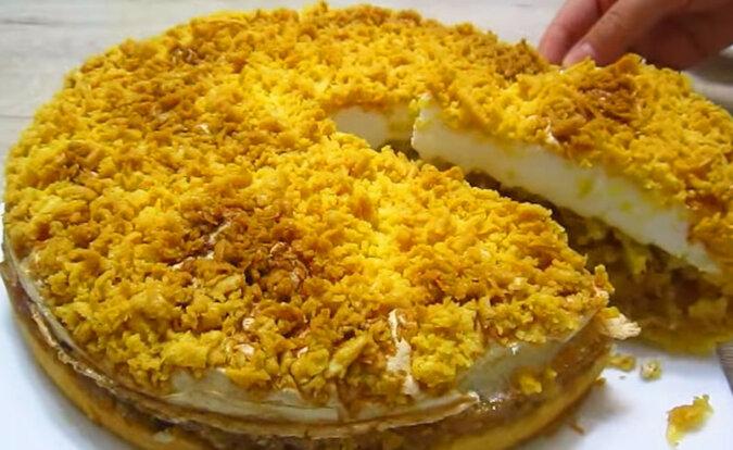 Szarlotka: kruche ciasto i smaczne nadzienie. Niesamowity przepis