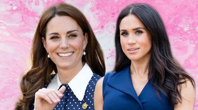 Perfumowe preferencje Kate Middleton i Meghan Markle
