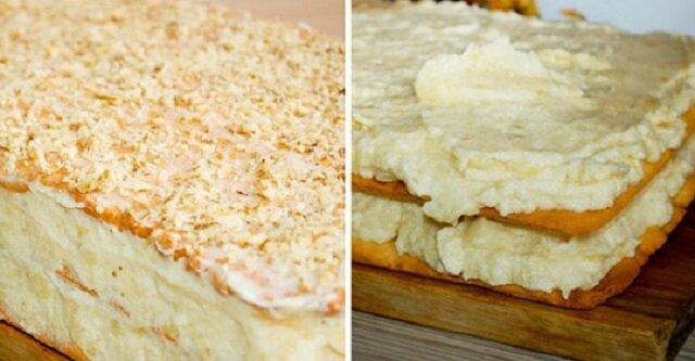Ciasto z jabłkami i śmietaną. Jak przygotować?