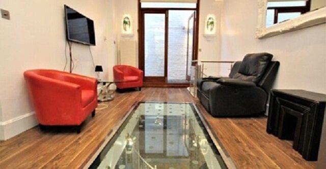 W Londynie wystawiono na sprzedaż bardzo dziwne mieszkanie za 1,5 miliona dolarów