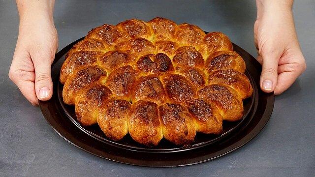 Niezawodny wariant deseru: jabłecznik odrywany. Prosty przepis, który wyjdzie każdemu