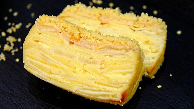 Ciasto francuskie Niewidzialne. Pycha
