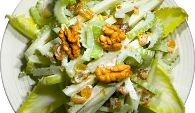Surówka z selera: zdrowa i bardzo proste w przygotowaniu