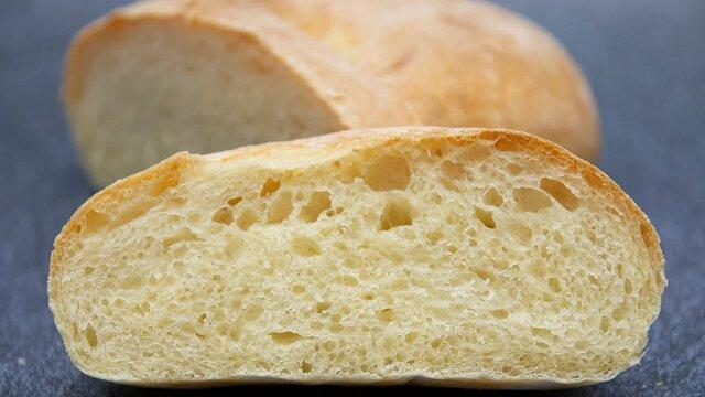 Szybki chleb bez zakwasu. Prosty przepis ciabatty