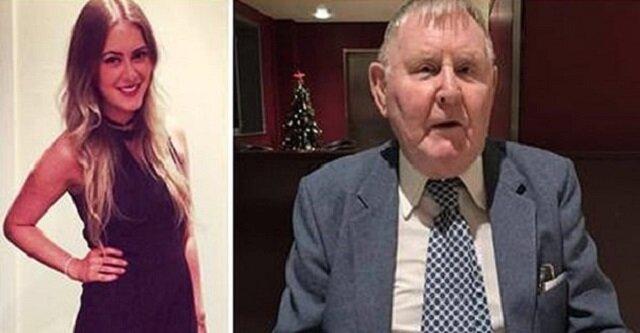 Młoda kasjerka zaprosiła samotnego 86-letniego mężczyznę na kolację. Nigdy nie zapomni tego wieczoru