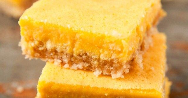 Aksamitne ciasto cytrynowe. Pycha