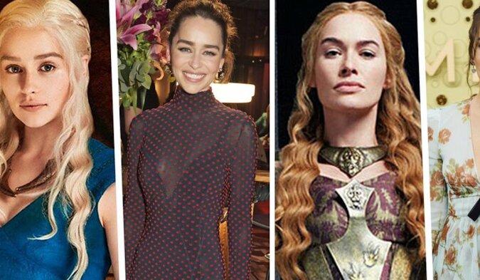 """Wtedy i teraz: jak zmieniły się główne aktorki """"Gry o tron"""" w ciągu 11 lat"""