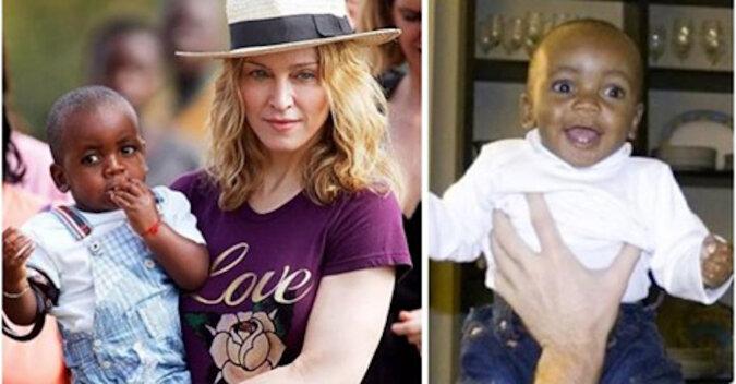Jak wygląda chłopiec, którego Madonna adoptowała 14 lat temu?