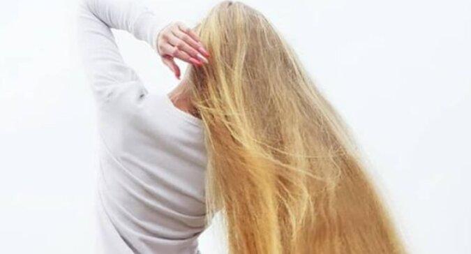 Roszpunka z Ukrainy: 34-letnia dziewczyna, która nie ścinała włosów od 5 roku życia