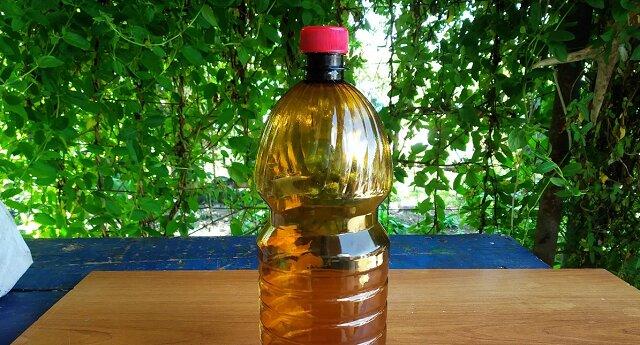 System nawadniający grządki ze zwykłych butelek. Zobacz