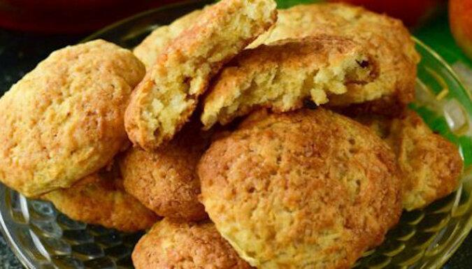 Miękkie ciasteczka jabłkowe - prosty i pyszny przepis