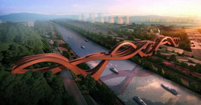 5 najbardziej niezwykłych mostów dla pieszych na świecie