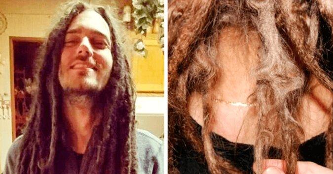 Chłopak obciął swoje dredy, z którymi chodził od 11 lat i zmienił się nie do poznania. Teraz jest naprawdę przystojnym mężczyzną