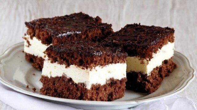 Milky way. Ciasto jest dobre