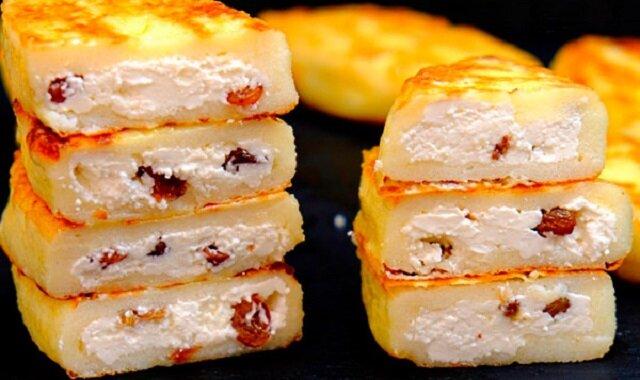 Niezwykle smaczny deser - manniki. Lepsze niż serniczki