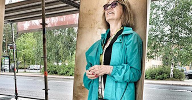 Inteligentny przystanek: oczekiwanie na autobus w Szwecji to teraz prawdziwa przyjemność