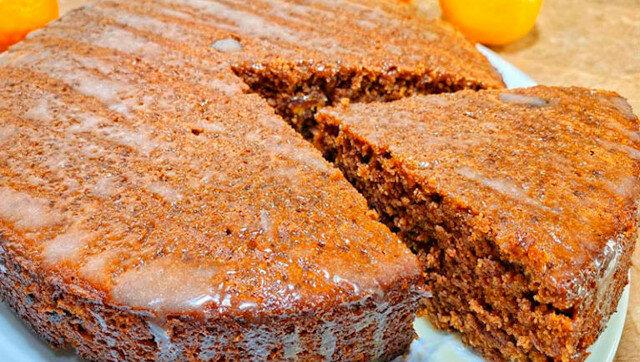Najprostsze domowe ciasto czekoladowe. Niesamowity smak z nutą pomarańczy