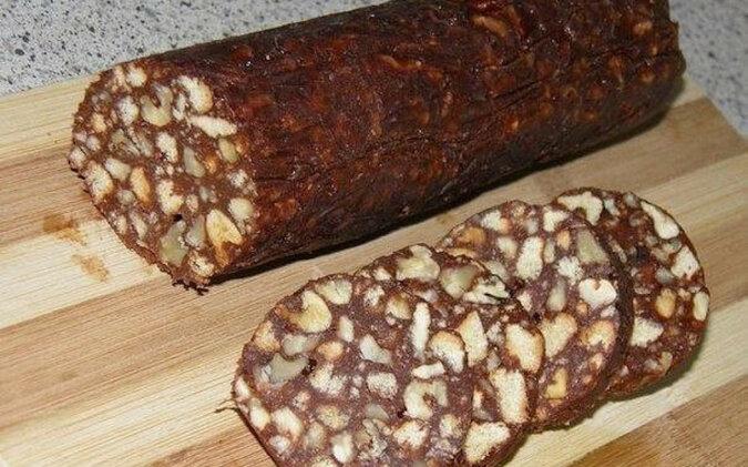 Kiełbasa czekoladowa to najlepszy deser wszystkich czasów
