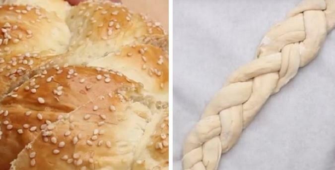 Chleb francuski. Pycha