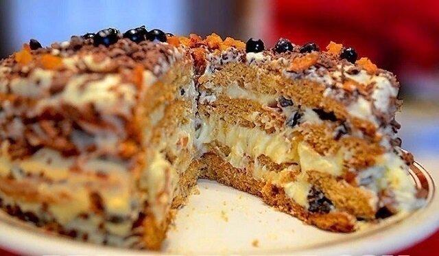 """W miarę słodki, maksymalnie smaczny: tort """"Zgniły pień"""""""