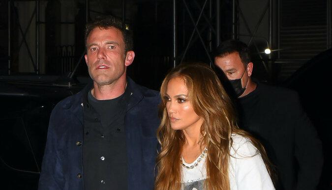 J-Lo i Ben Affleck promieniują szczęściem. To jest bardzo urocze
