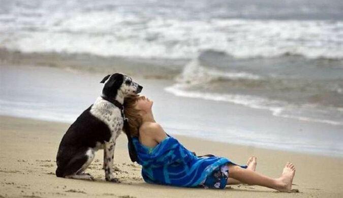 Podjął słuszną decyzję, gdy zabrał psa właścicielom, którzy nie mogli już się nim opiekować