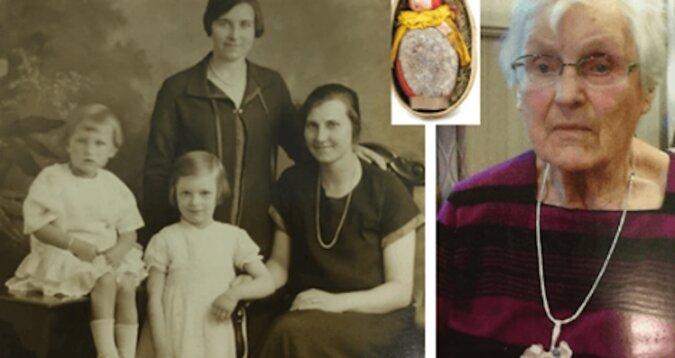 Dziewczyna zachowała czekoladowe jajko, które po 100 latach wzbogaciło jej potomków