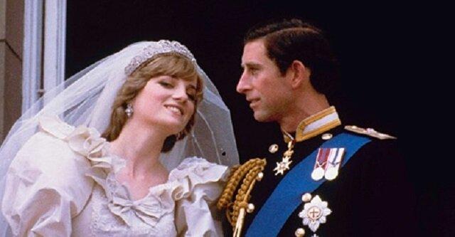 Niezwykłe buty ślubne księżnej Diany