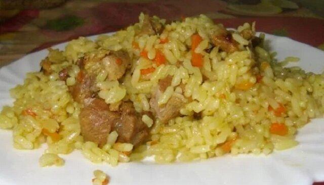 Już nie myję ryż, kiedy mam zamiar przygotować pilaw. Mam inny sposób, aby mój ryż był sypki