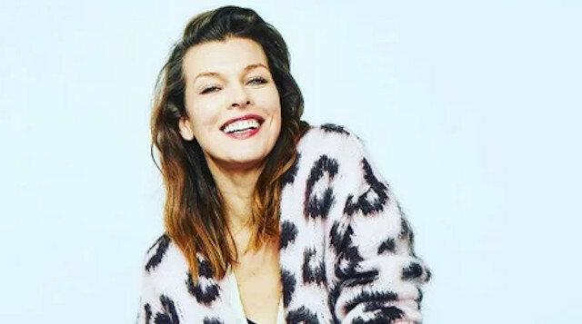 Milla Jovovich udostępniła wzruszający materiał filmowy przedstawiający pierwsze kroki jej córki