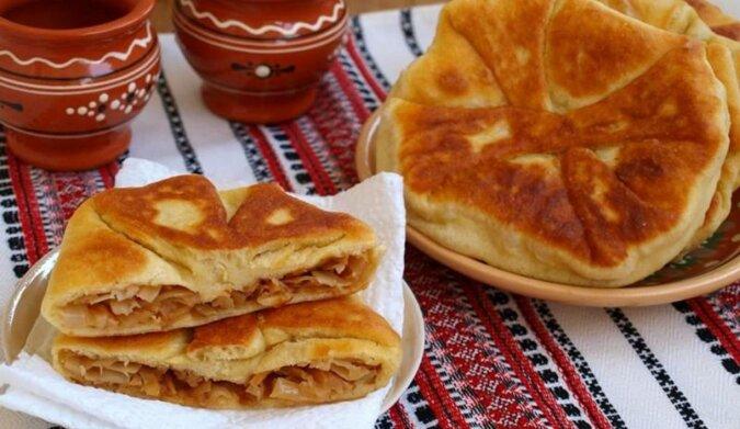 """Mołdawskie ciasto """"Placinta"""". Pycha"""