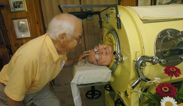 Martha Mason to silna kobieta, która mieszkała w kapsule przez 60 lat