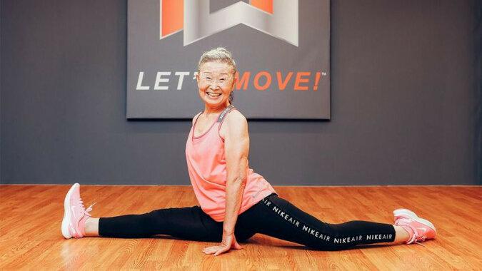 Japońska staruszka Takimika planuje pracować jako instruktorka fitness i w wieku 100 lat