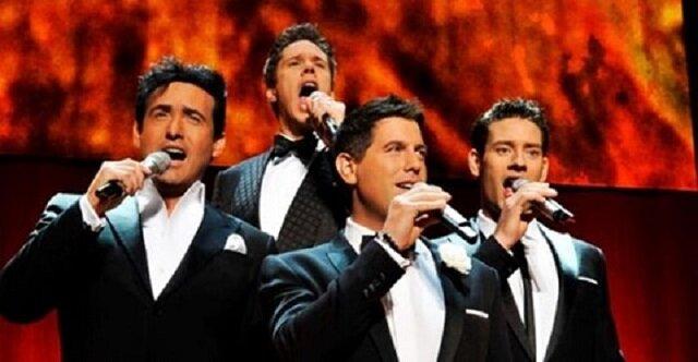 "Kwartet, który trafił do Księgi Guinnessa: Il Divo ""Regresa a Mi (Unbreak My Heart)"""