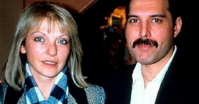Rzadkie zdjęcia jedynej kobiety Freddie Mercury - Mary Austin
