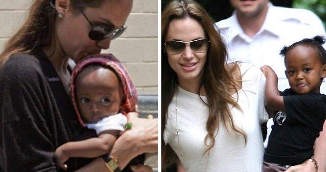 Jak wygląda teraz dziewczyna z Etiopii, którą 15 lat temu adoptowała Angelina Jolie?
