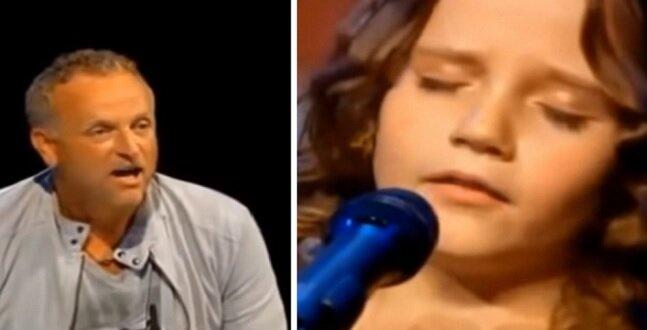 Ma zaledwie 9 lat, a jurorzy już nie wiedzieli jak okazać szacunek gdy zaczęła śpiewać