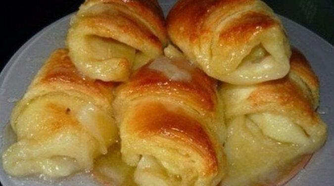 Chrupki jabłkowe: niesamowity deser