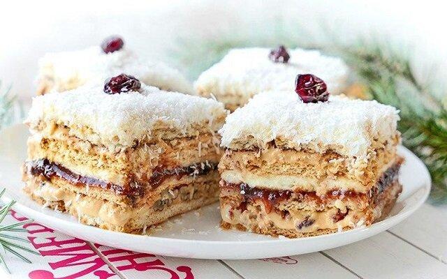 Ciasto świąteczne bez pieczenia. Hit tegorocznych świąt