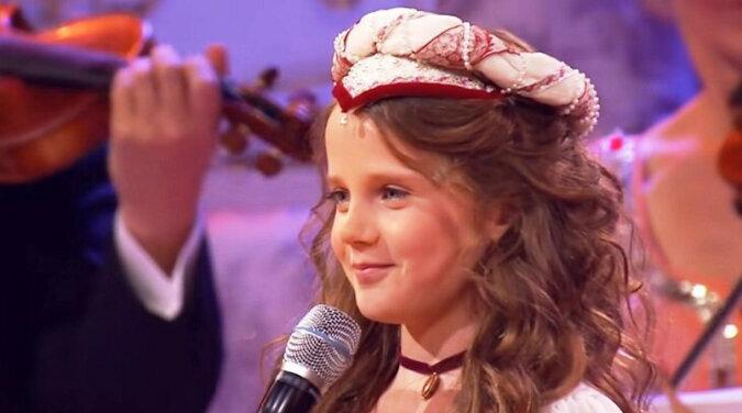 Dziewięcioletnia śpiewaczka operowa z Holandii podbiła świat swoim wokalem