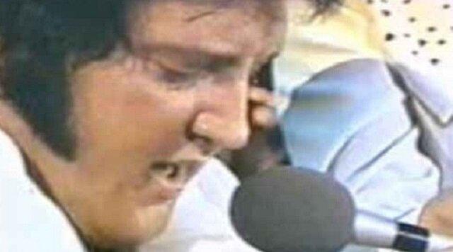 Najlepszy i ostatni występ Elvisa Presleya, który zapiera dech w piersiach