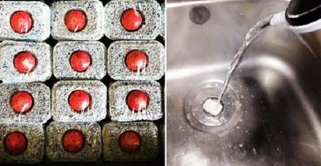 6 zastosowań tabletek do zmywarki. Wyczyszczą więcej niż tylko brudne naczynia
