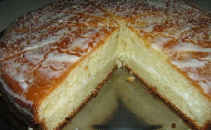"""Ciasto """"Szczęście"""": delikatne i smaczne"""