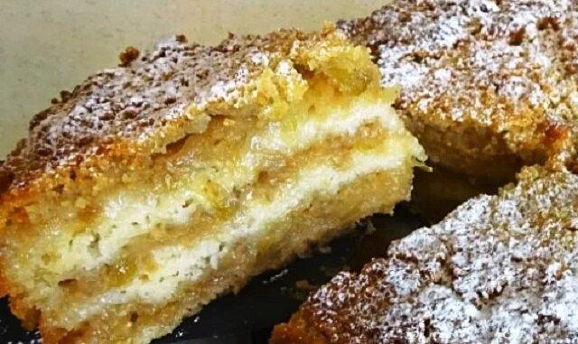 Ciasto jabłkowe jest godnym zamiennikiem szarlotki