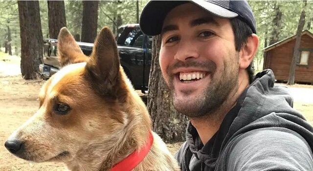 Pies ze schroniska uratował lekarza przed depresją, a mężczyzna nie pozostał w długu