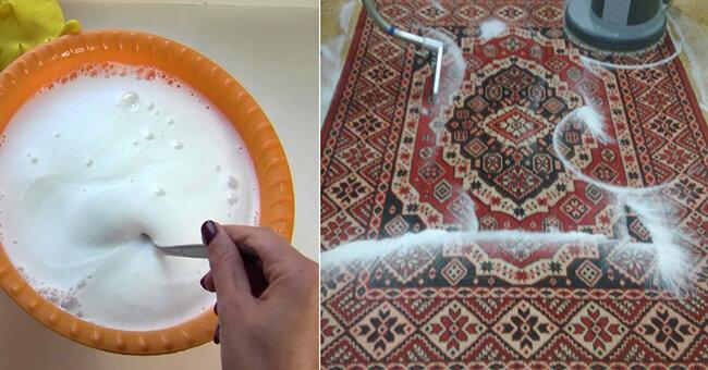 Jak wyczyścić miękki dywan? Zobacz