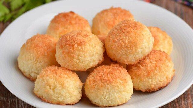 Szybkie ciasteczka bez mąki. Tylko 3 składniki