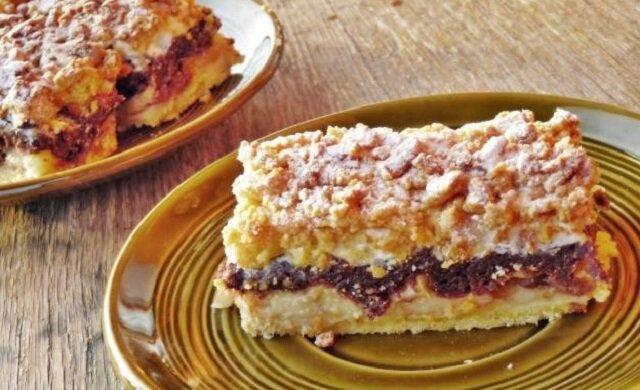 Skubaniec. Ciasto bardzo popularne w latach 80-tych. Pycha