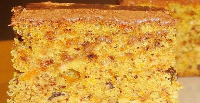 Ciasto dyniowo-pomarańczowe: pyszne i łatwe do wykonania